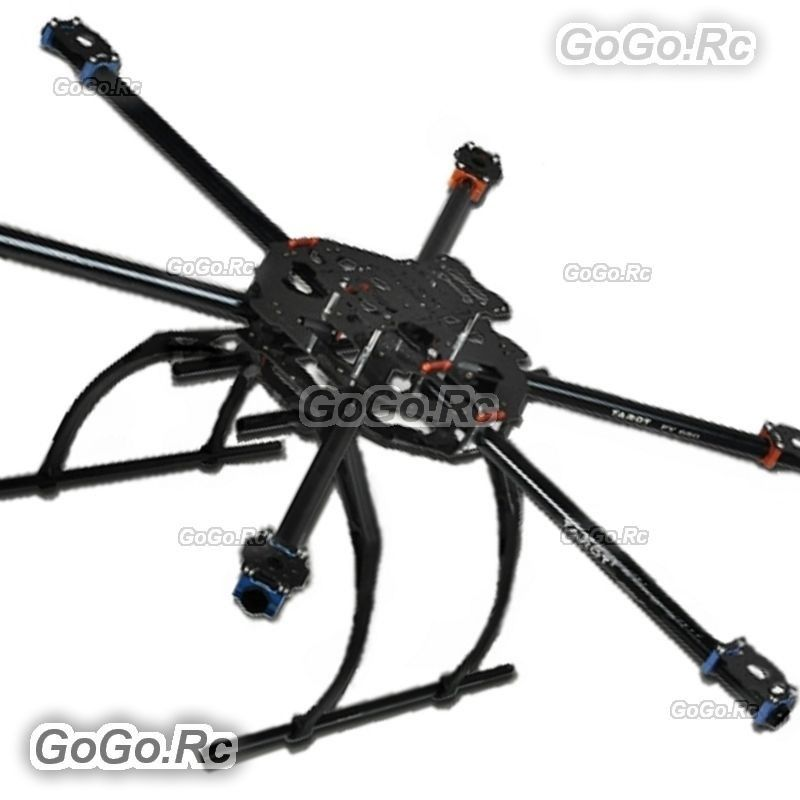 Tarot FY680 Full Folding Hexacopter 680mm FPV Aircraft Frame ...